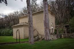 restauracion ermita palacio otazu